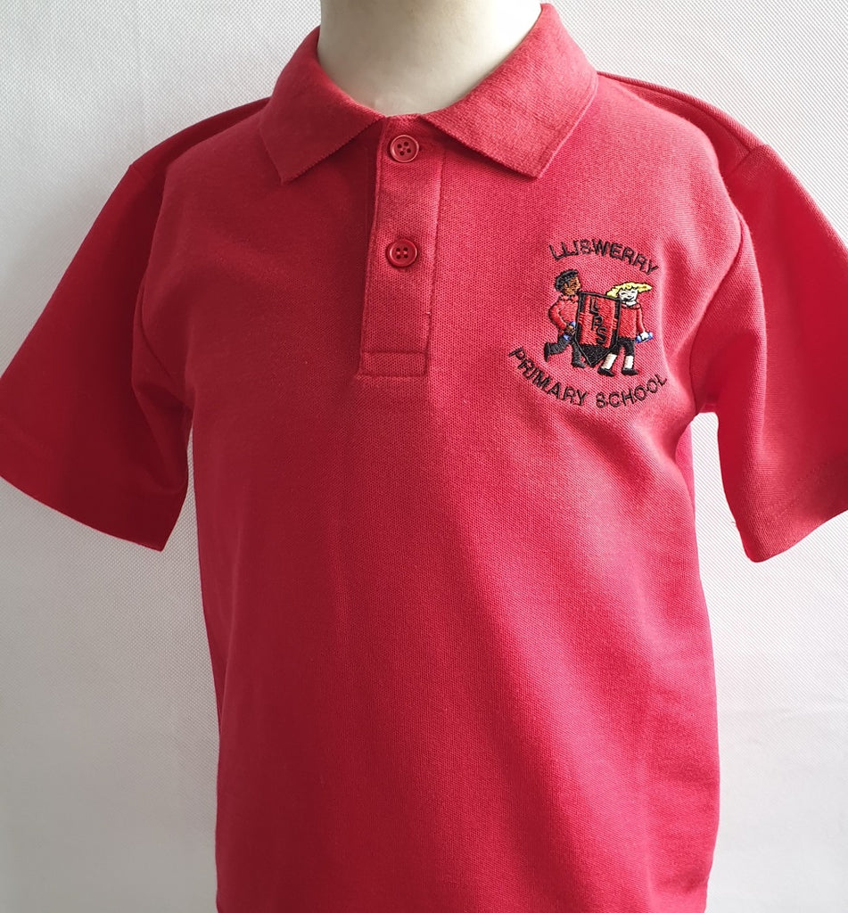Lliswerry Primary School Polo Shirt