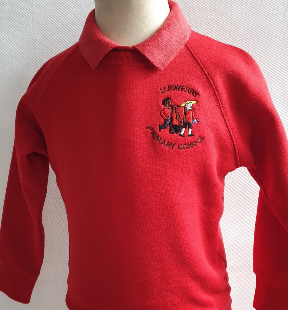 Lliswerry Primary School Sweatshirt