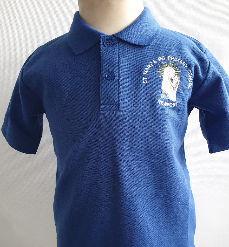 St. Marys Primary School Polo Shirt