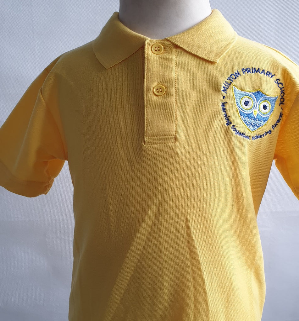 Milton Primary School Polo Shirt