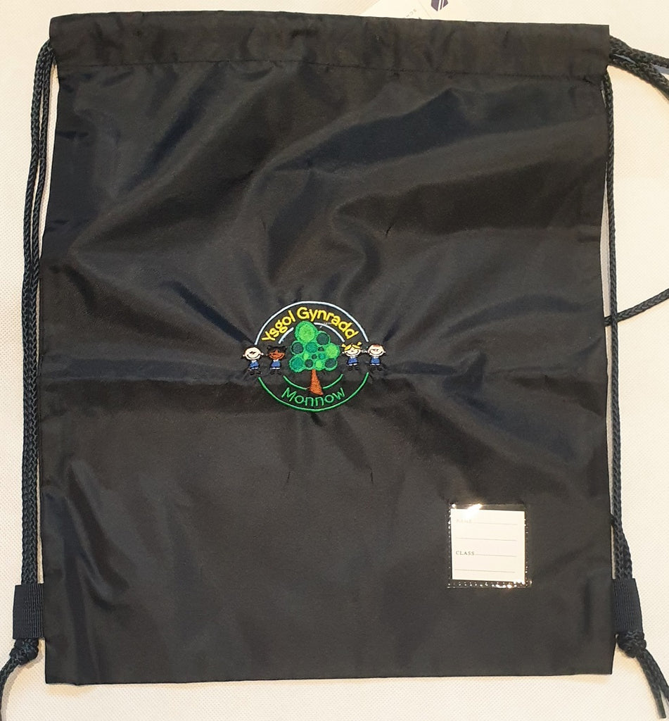 Monnow Primary School Gym Bag