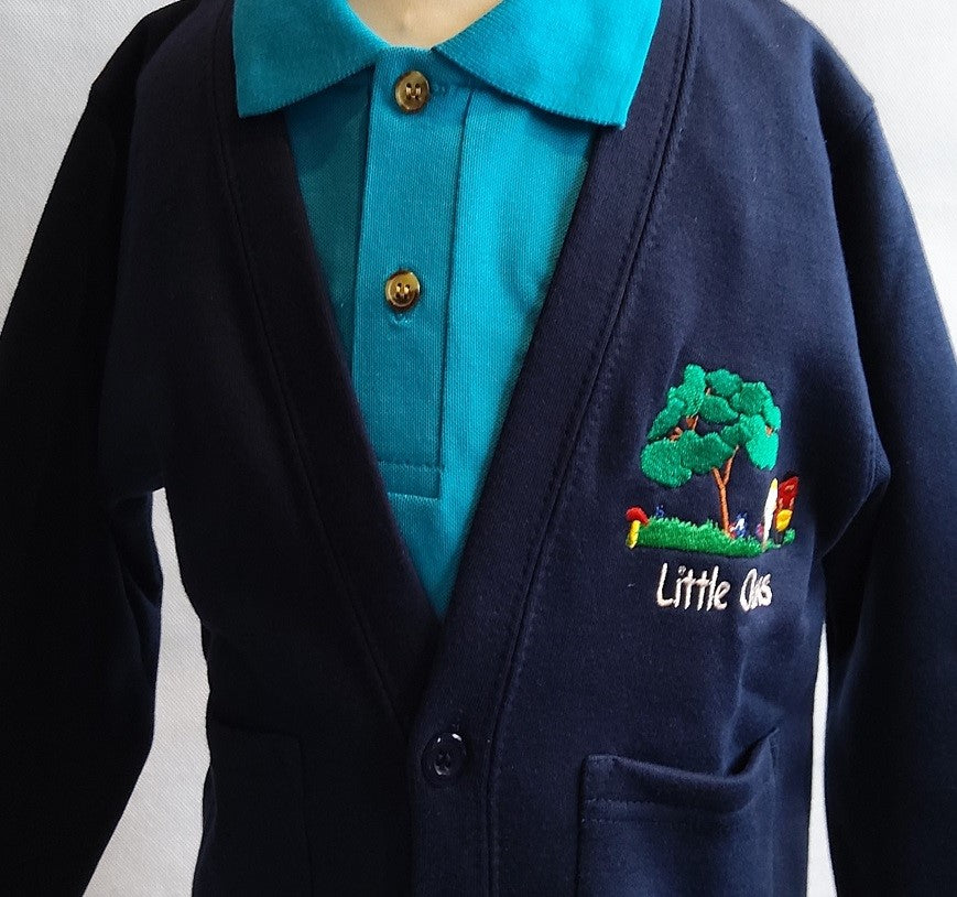 Little Oak Nursery School Cardigan