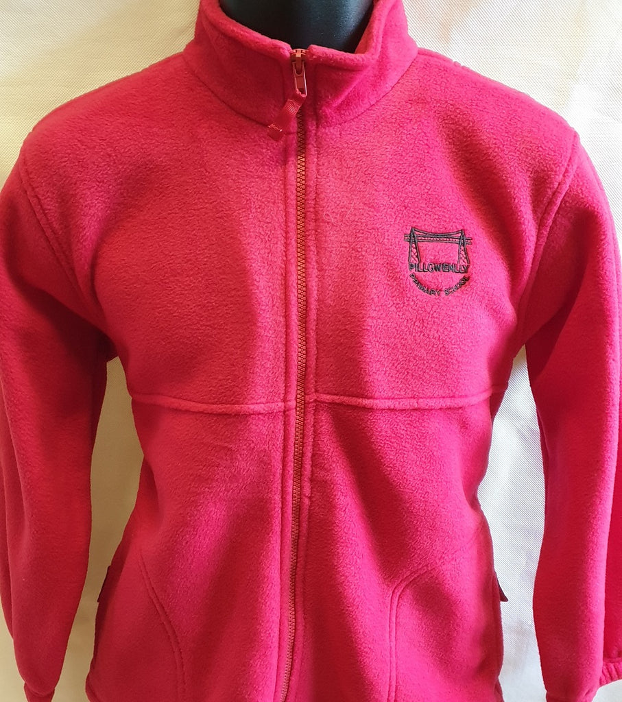 Pillgwenlly Primary School Fleece