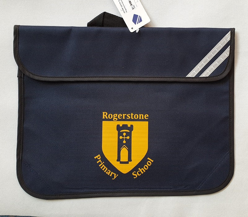 Rogerstone Primary School Bookbag