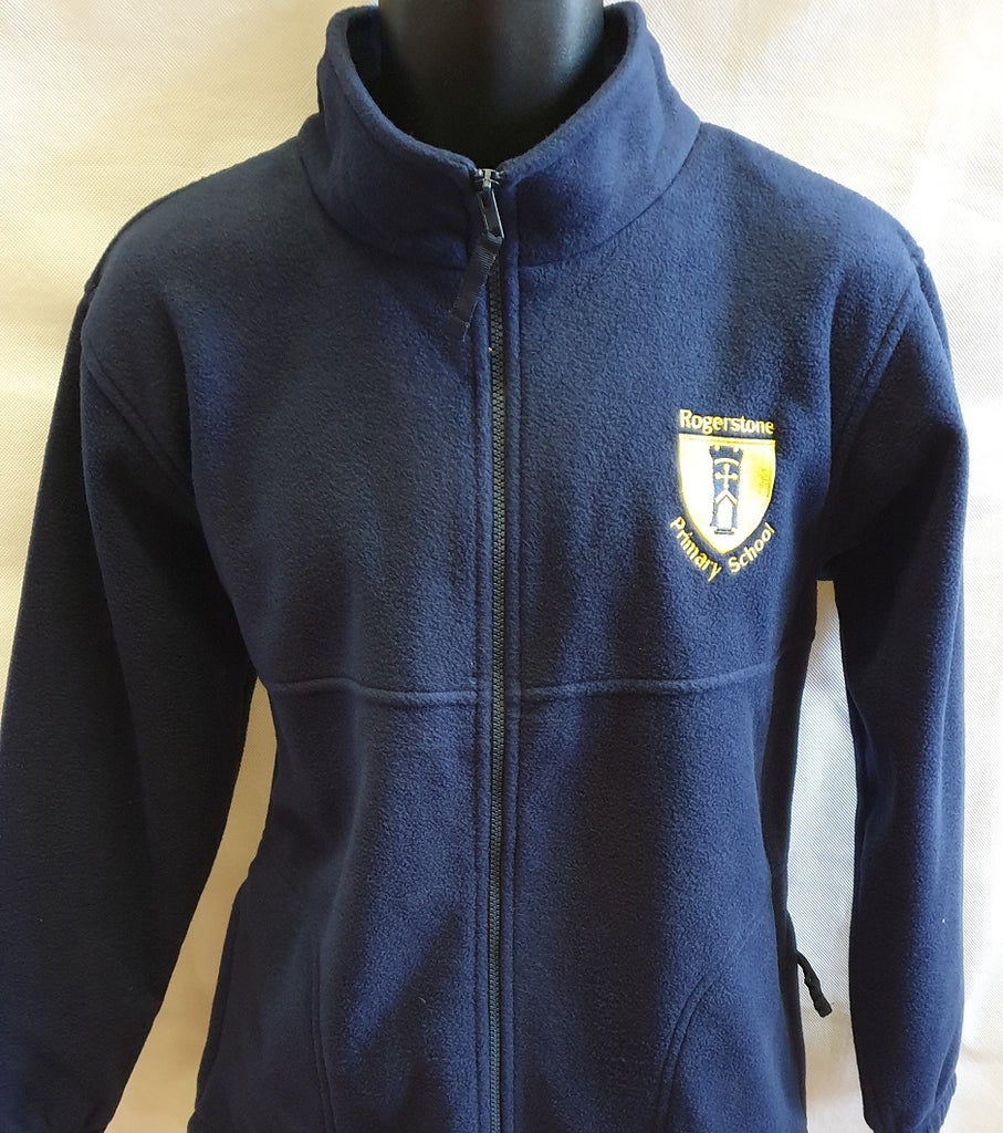 Rogerstone Primary School Fleece