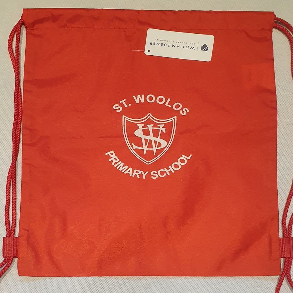 St. Woolos Primary School Gym Bag