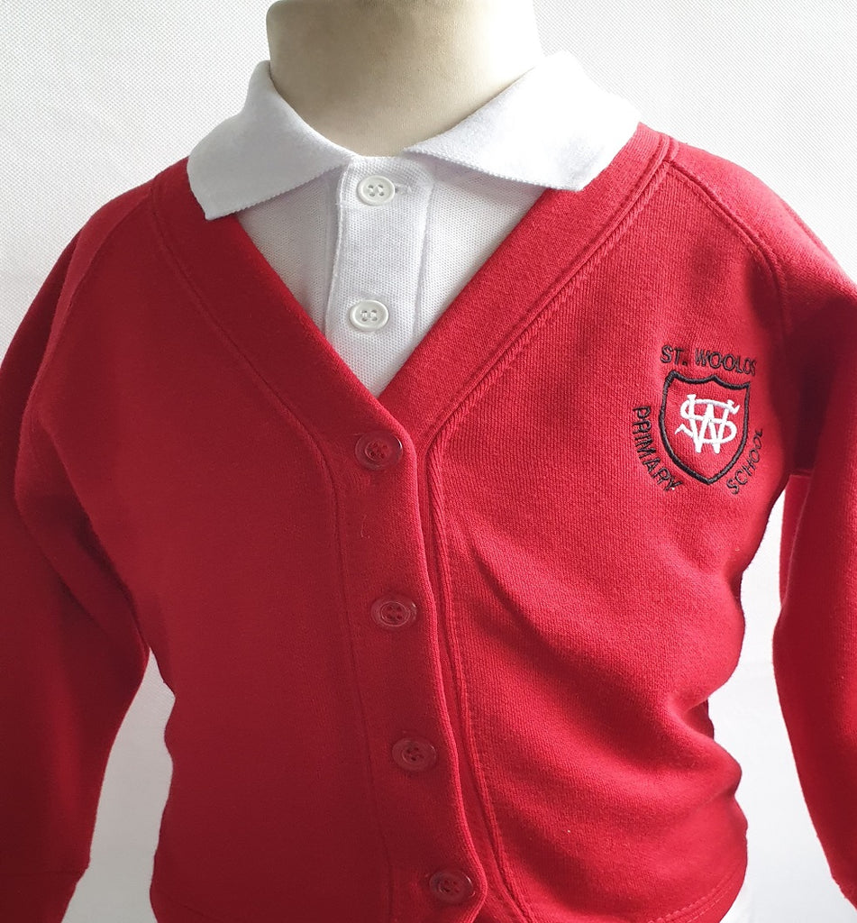 St. Woolos Primary School Cardigan