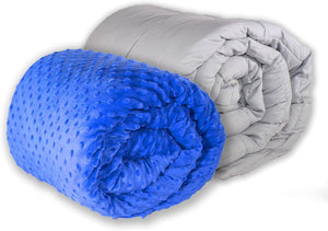 Sleepah Weighted Blanket (18lb with Cover) Blanket -