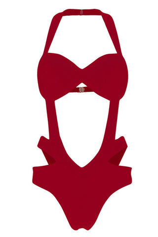 Fab's Versatile Cut-Out Bikini