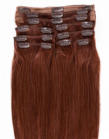 #33 Ginger Hair Extensions