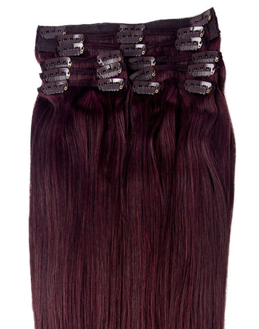 #99J Rosewood Hair Extensions