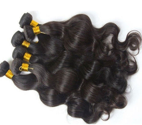 Body Wave - 100% Virgin Hair Extensions
