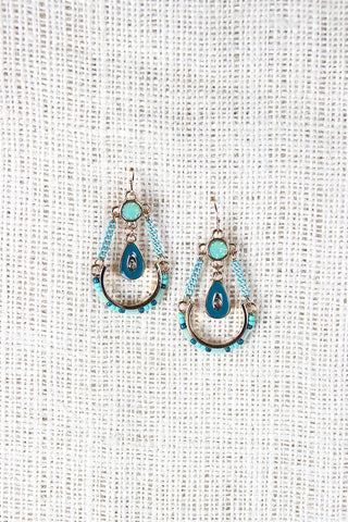 Chain Reaction Earrings Accessories