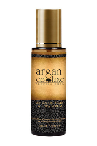 Argan Deluxe Hair Oil And Body Serum Accessories