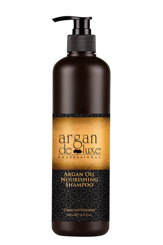 Argan Deluxe Shampoo Hair Accessories