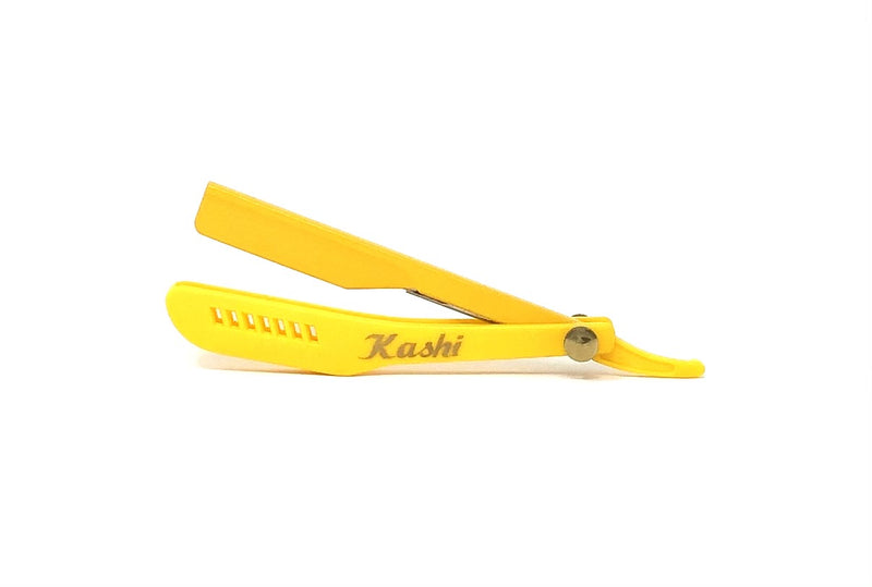 Kashi razor holder [yellow] slide