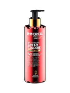 Immortal After Shave Cream Cologne [Infinite Loop].