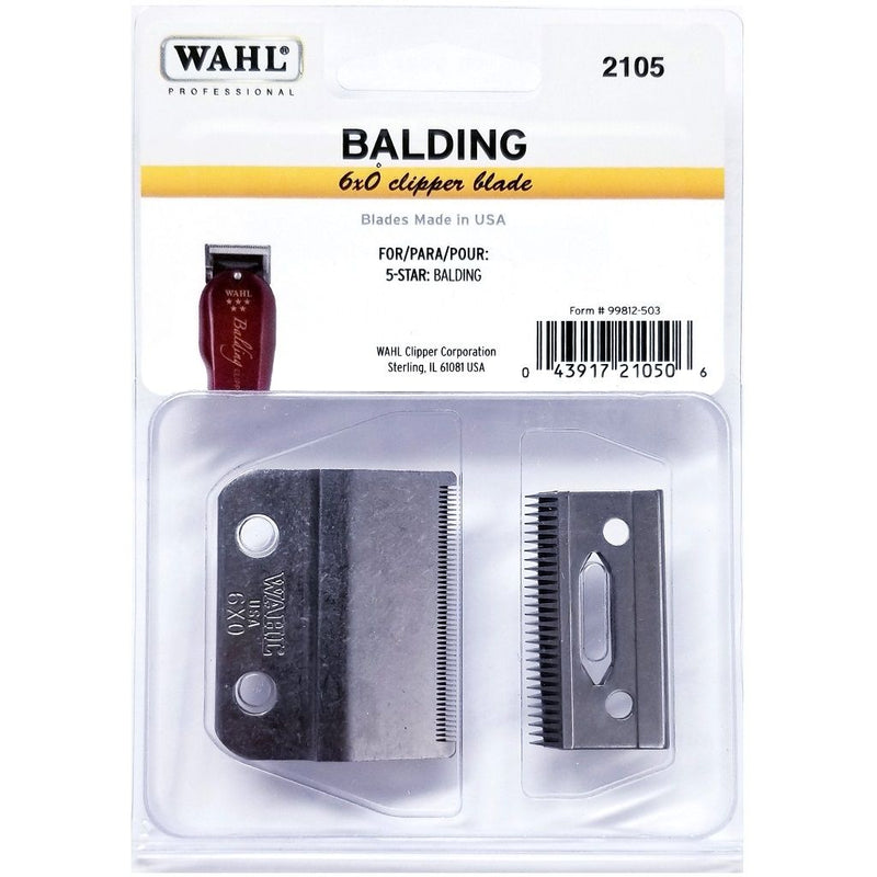 Wahl Balding Clipper Replacement Blade [2105-6x0]