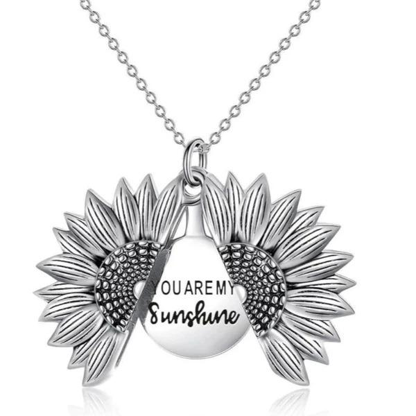 Sunflower Necklace,,nautilus-west