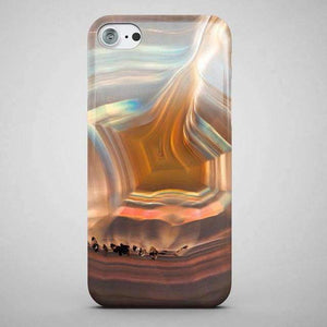Cases & Covers - Agate Stone Marble Phone Case