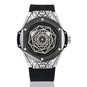 Men's 30m Geometric Watch,,nautilus-west