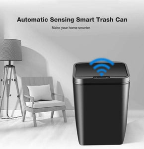 Technology - Intelligent Sensing Garbage Can