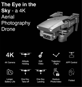 Technology - The Eye In The Sky - A 4K Aerial Photography Drone