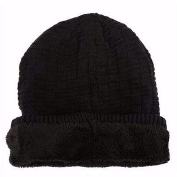 Technology - Winter Beanie With Bluetooth Wireless Headset