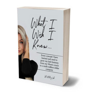 'What I Wish I Knew' e-Book