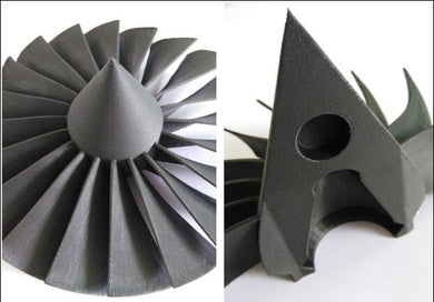3D printing service for Nylon Carbon fiber parts by FDM technology, high strength for special field, Item No. ST045