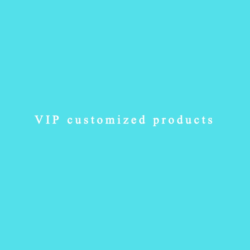VIP customized products 1pcs zq