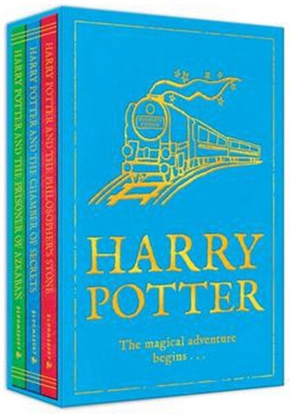 HP Vol ranging Magical Adventure Begins J. K. Rowling Bloomsbury (TURKISH)