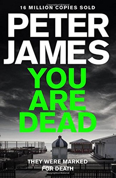 You Are Dead (Roy Grace) Peter James Macmillan (TURKISH)