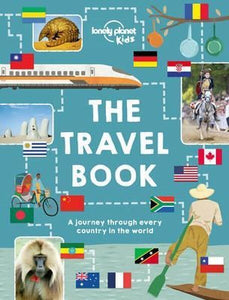 The Lonely Planet Kids Travel Book: mind-Blowing Stuff on Every Country in the World Collective Lonely Planet (TURKISH)