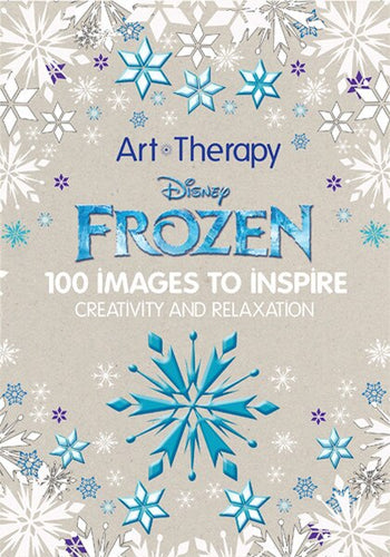 Art Therapy: Frozen Catherine Saunier Talec Hyperion (TURKISH)