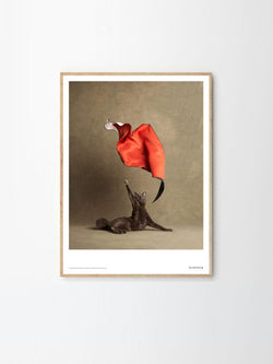 Le Chat Chic Framed Print