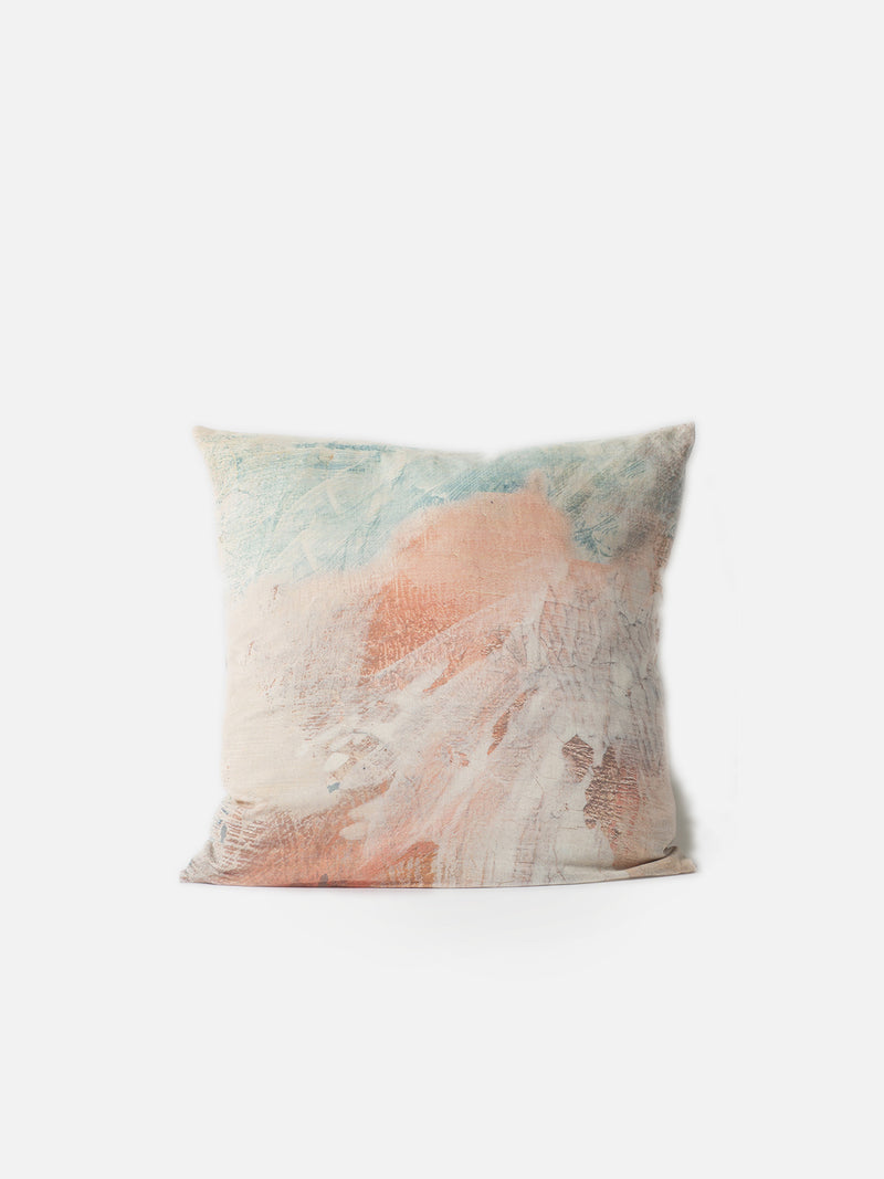 Chroma 02 Linen Pillow Case - Euro