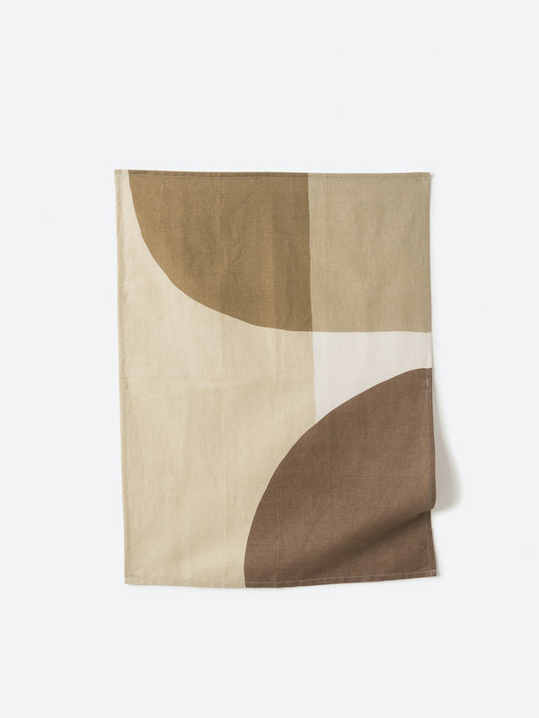 Muriwai Linen Cotton Tea Towel