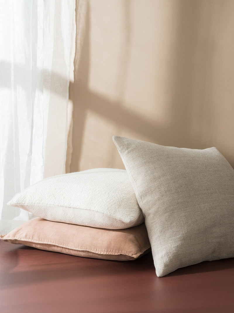 Villa Linen Cushion Cover