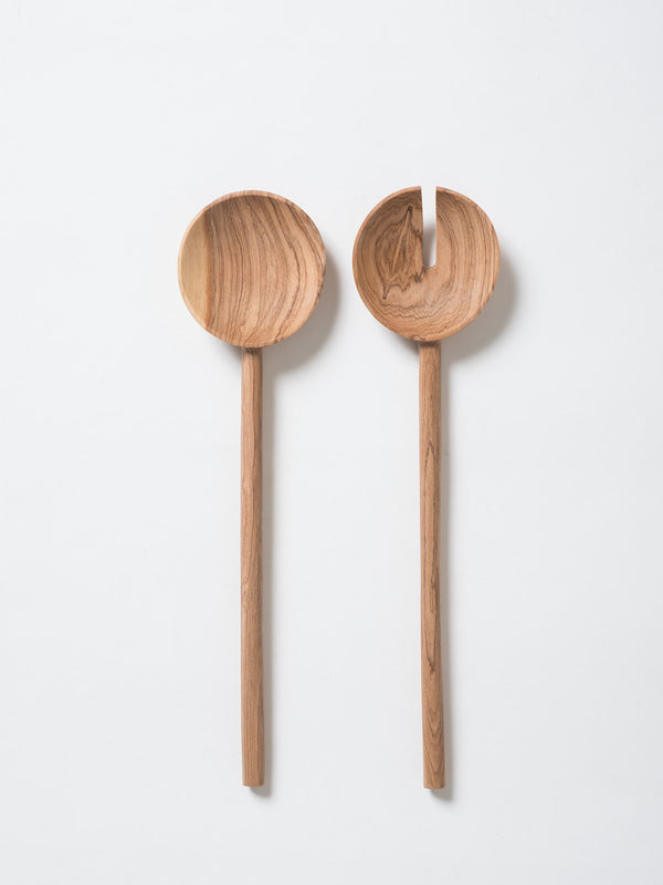 Asili X Citta Salad Servers