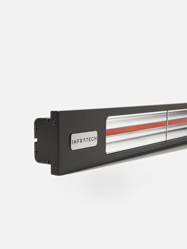 SL40 Heater in Black or Brushed Stainless