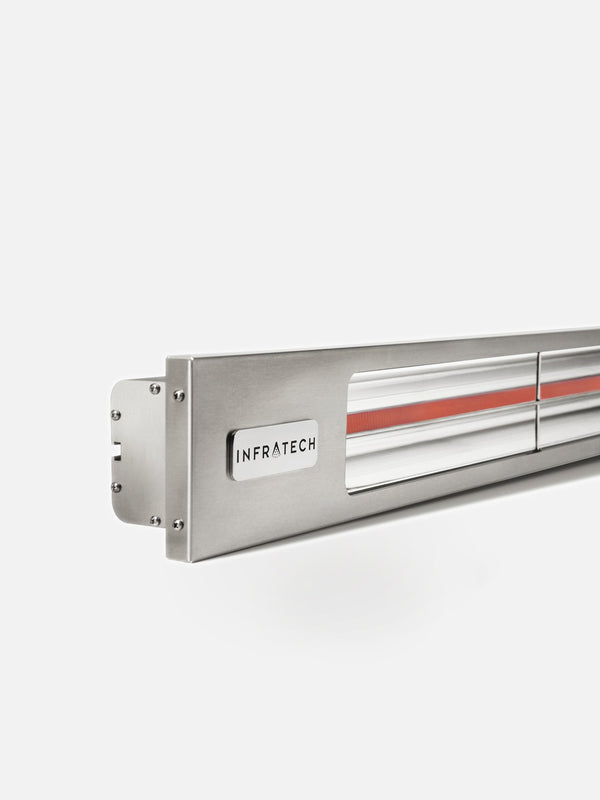 SL30 Heater in Black or Brushed Stainless