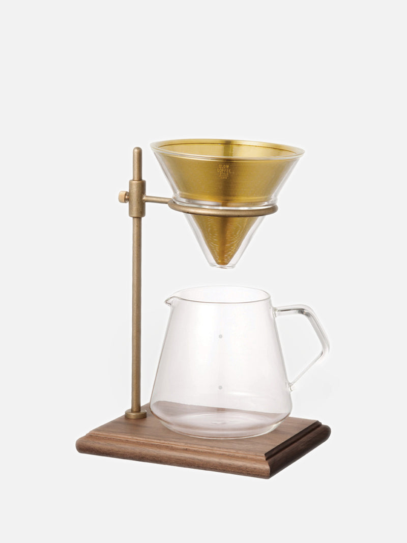 Coffee Brewer Stand Set