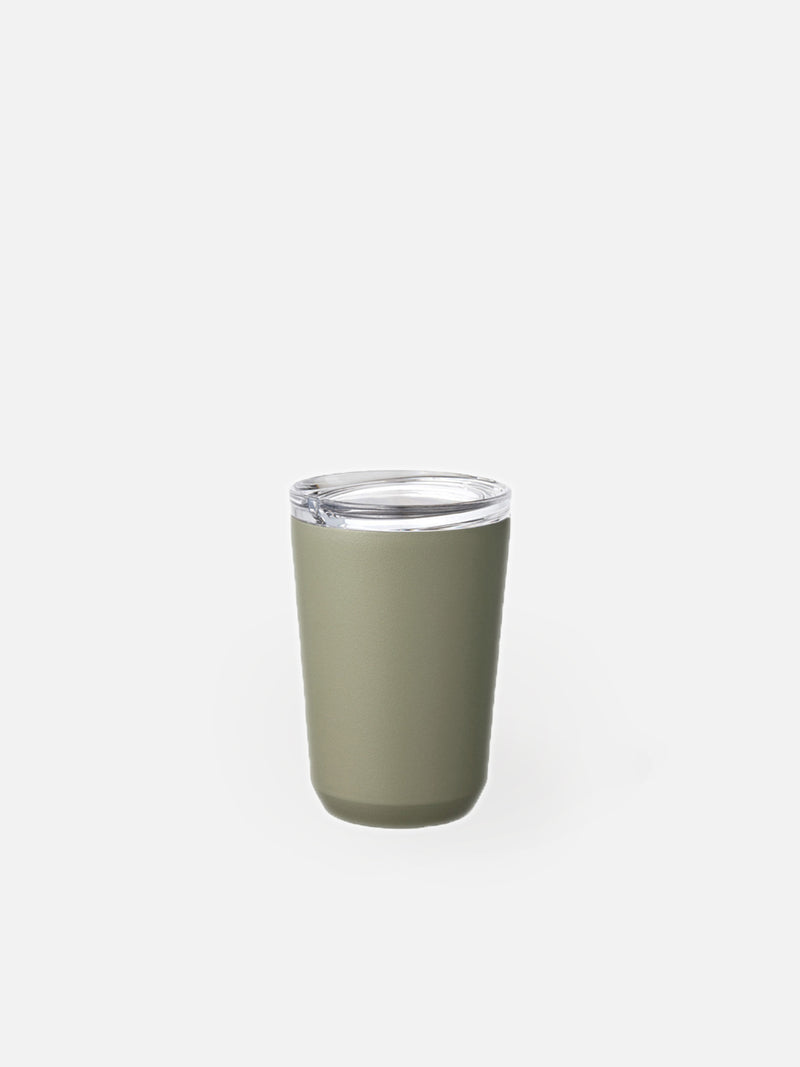 To Go Tumbler 12oz Khaki