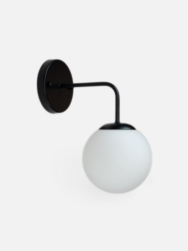 Globe Wall Light