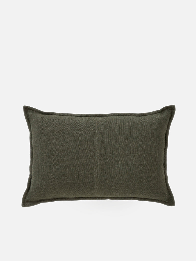 Como Lumbar Cushion - Khaki