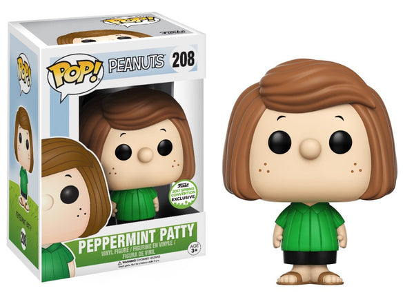 Funko Pop Peppermint Patty 208