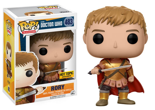 Funko Pop Doctor WHO Rory Williams 483