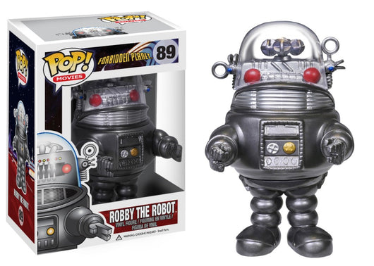 Funko Pop Forbidden Planet Robby the Robot 89