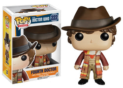 Funko Pop Doctor Who 4th Doctor 222